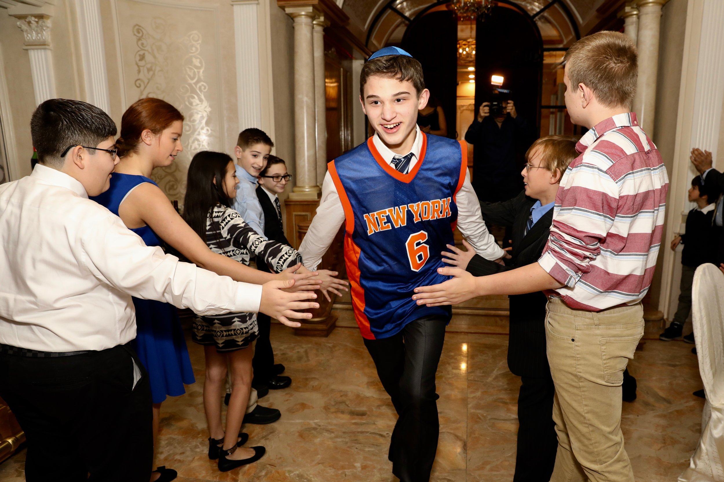 Bar Mitzvah Celebration at Jericho Terrace, New York