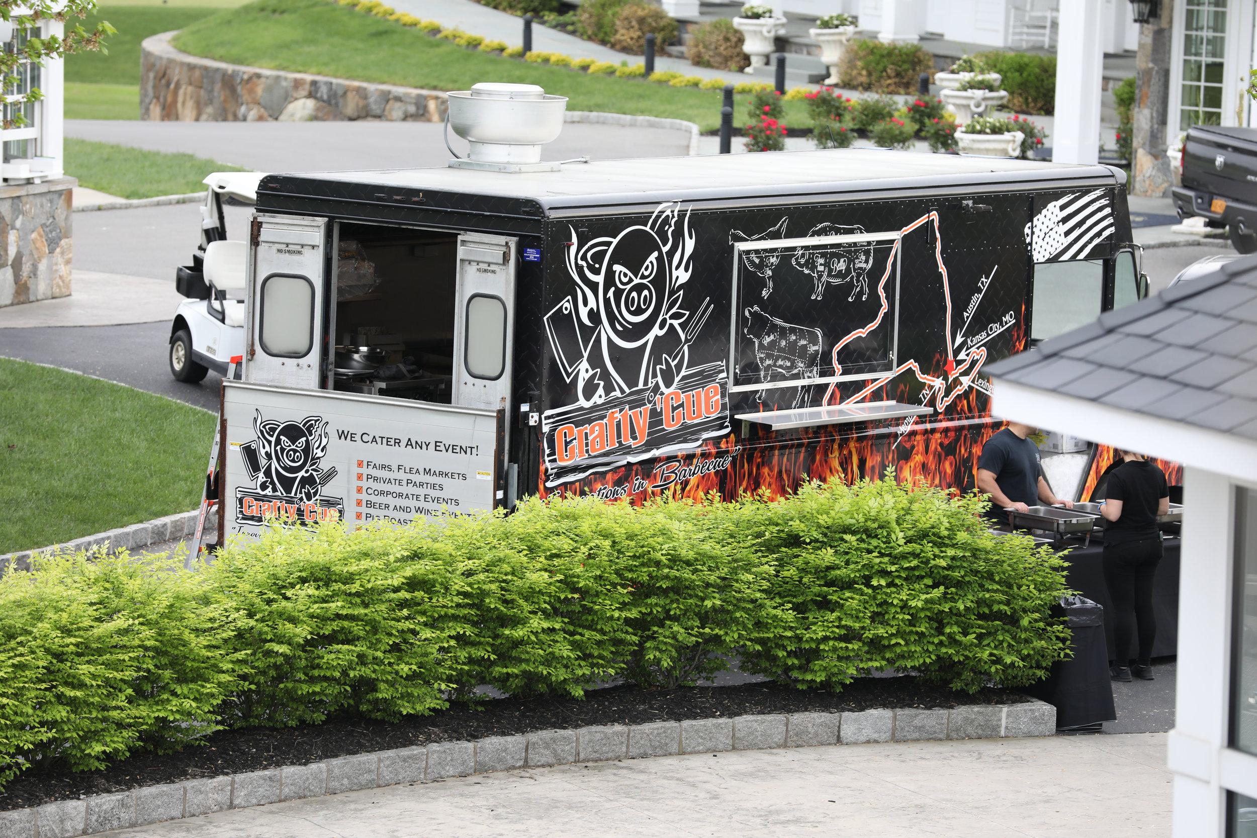 Food Truck @ Bar Mitzvah