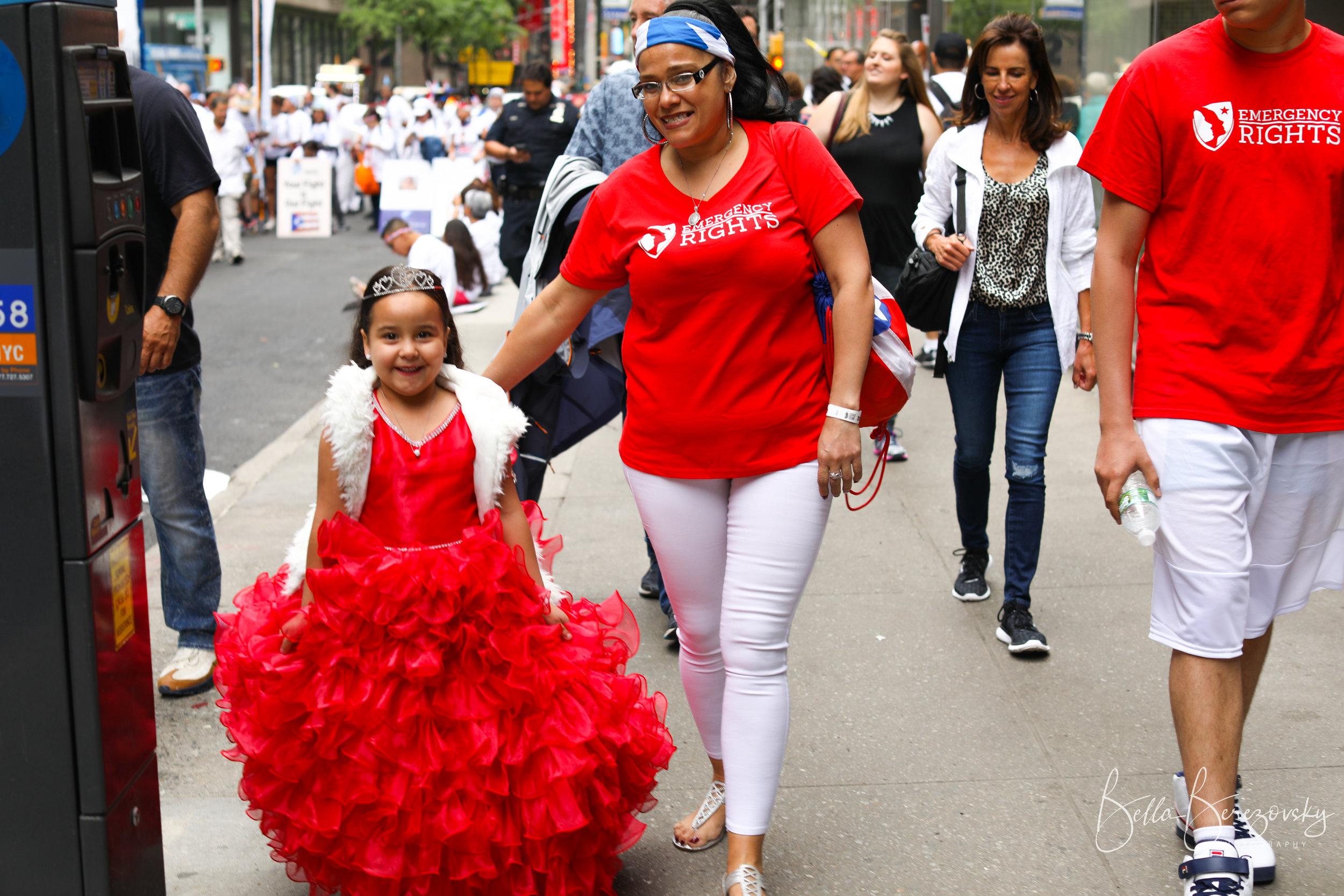Puerto Rican Day Parade 2018