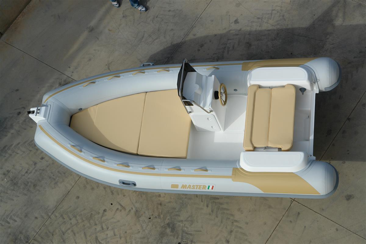 490 Open - £18,295 inc 50hp outboard