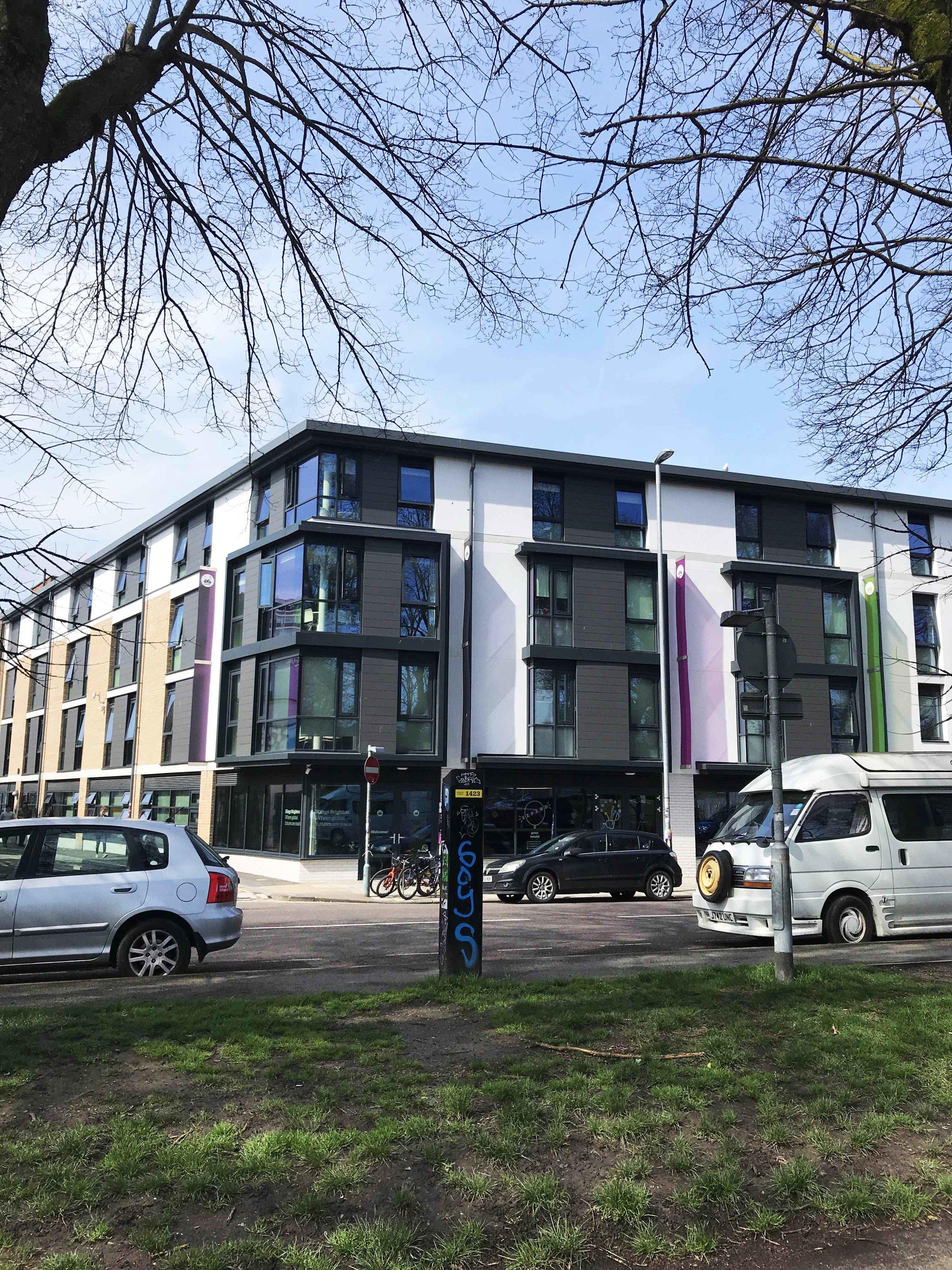 Reeves-Transport-Planning-Kings-College-Brighton