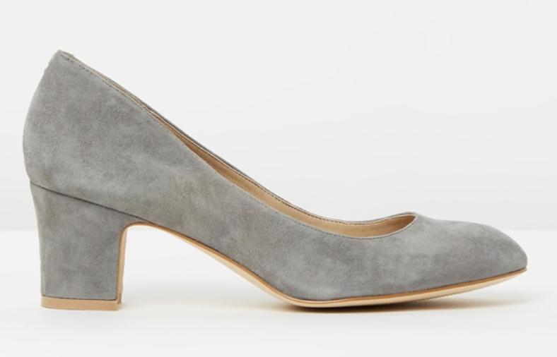 Almost & Here Lea Leather Block heels