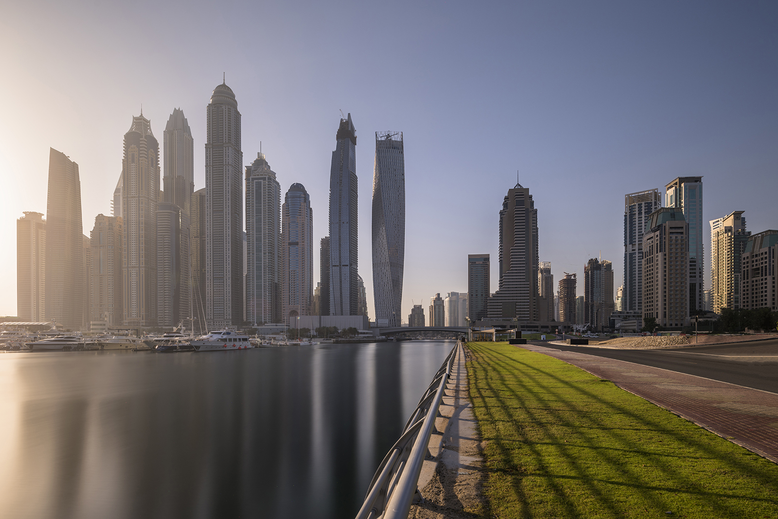 Dubai Marina Skylines