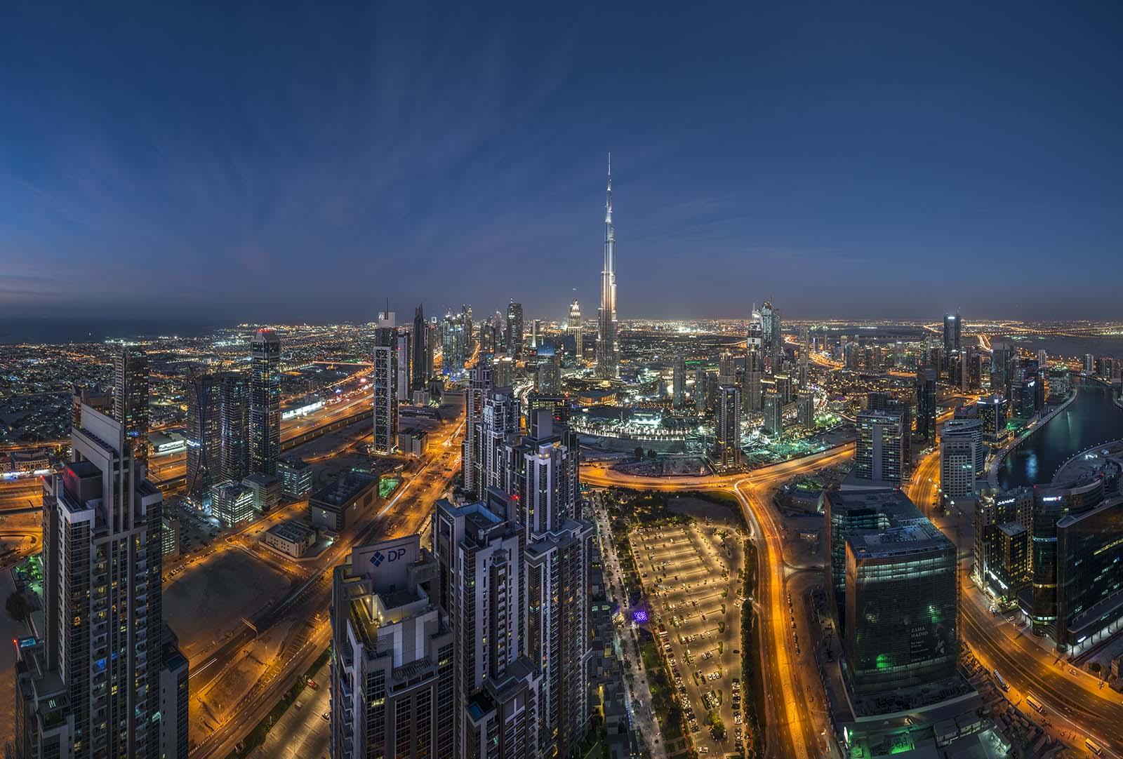 The Downtown Dubai