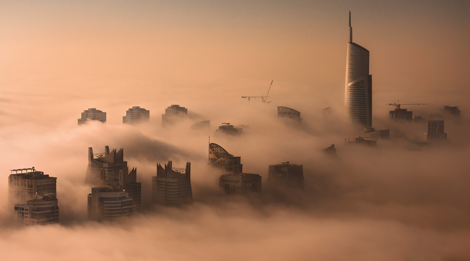 Dubai-Fog-Skylines-UAE-Rooftop-Towers-Dubai Photographer
