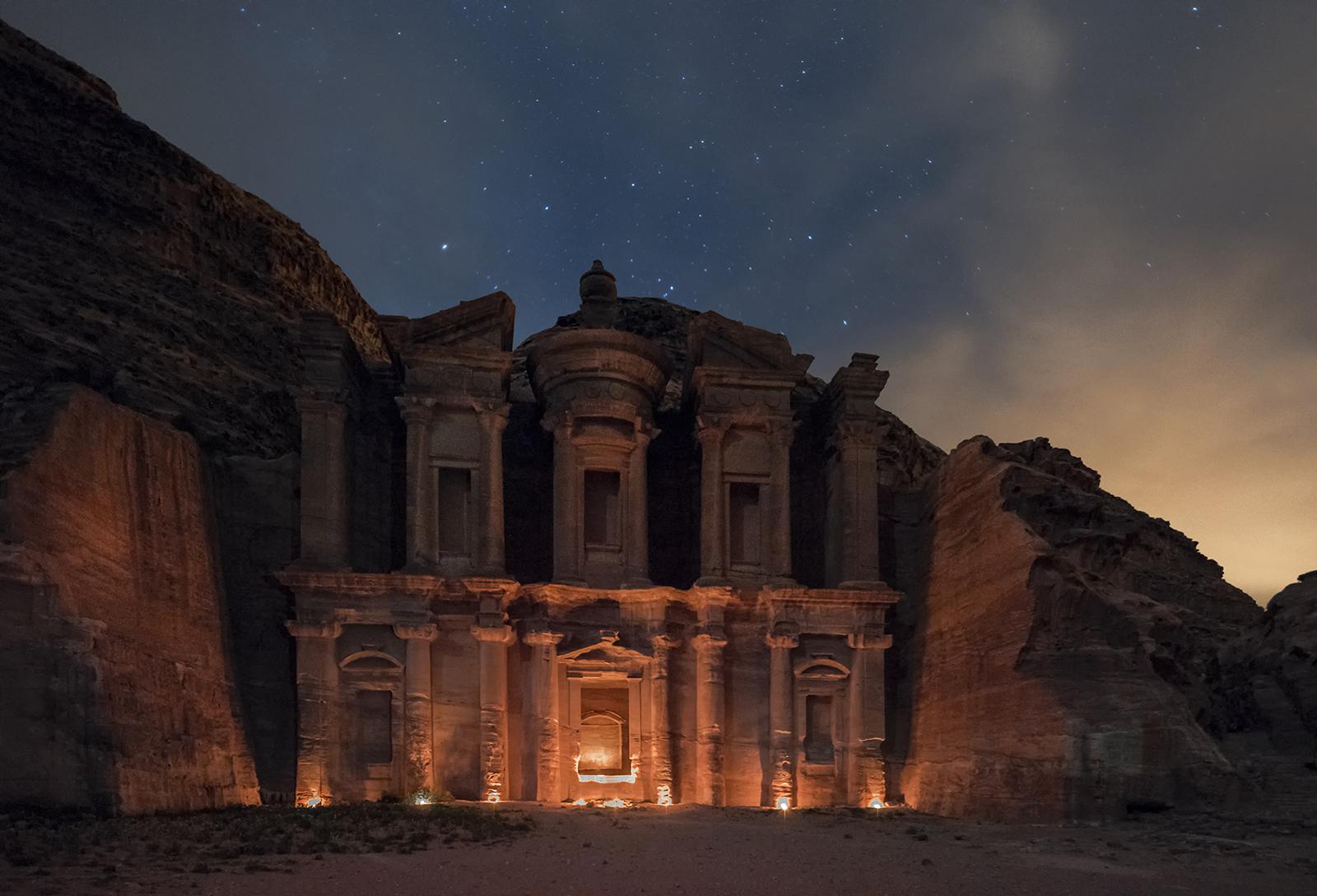 monastery of Petra