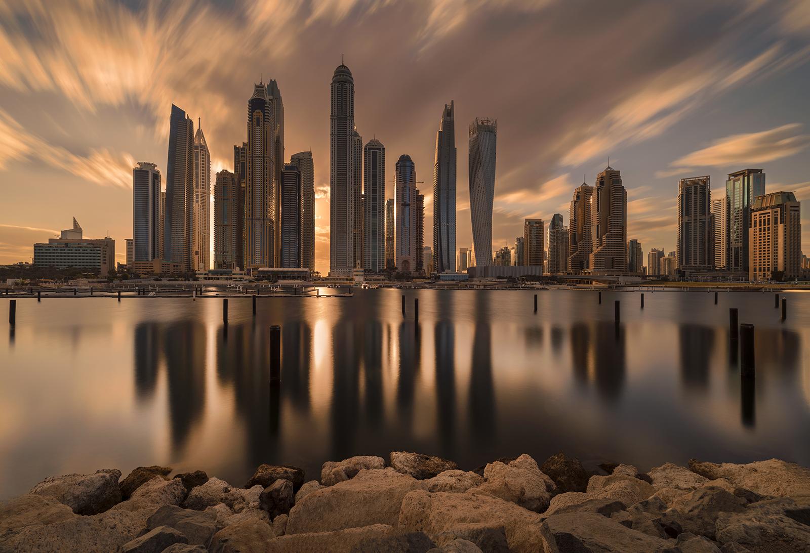Dubai Marina Yach club