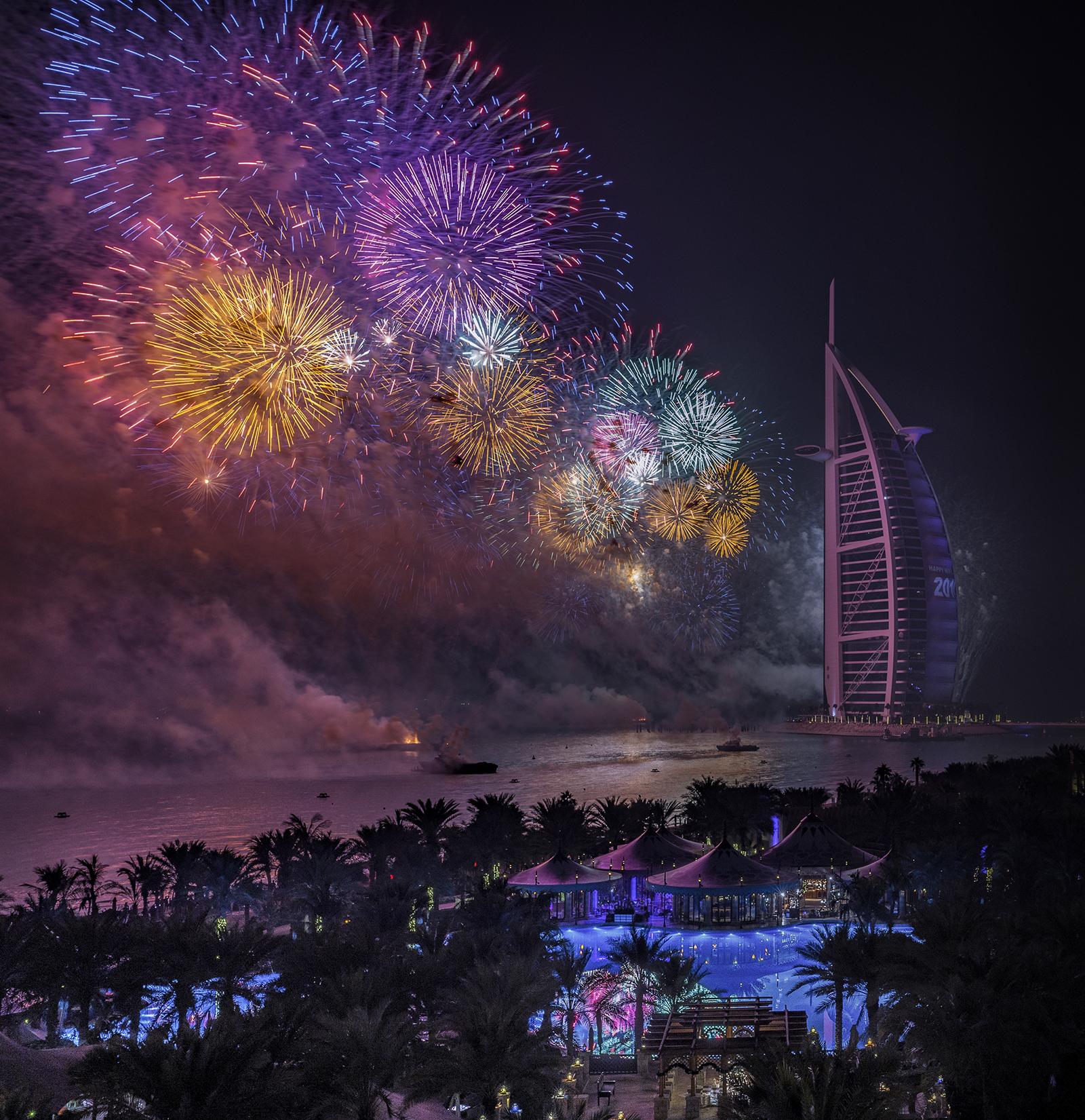 Dubai New Years 2018