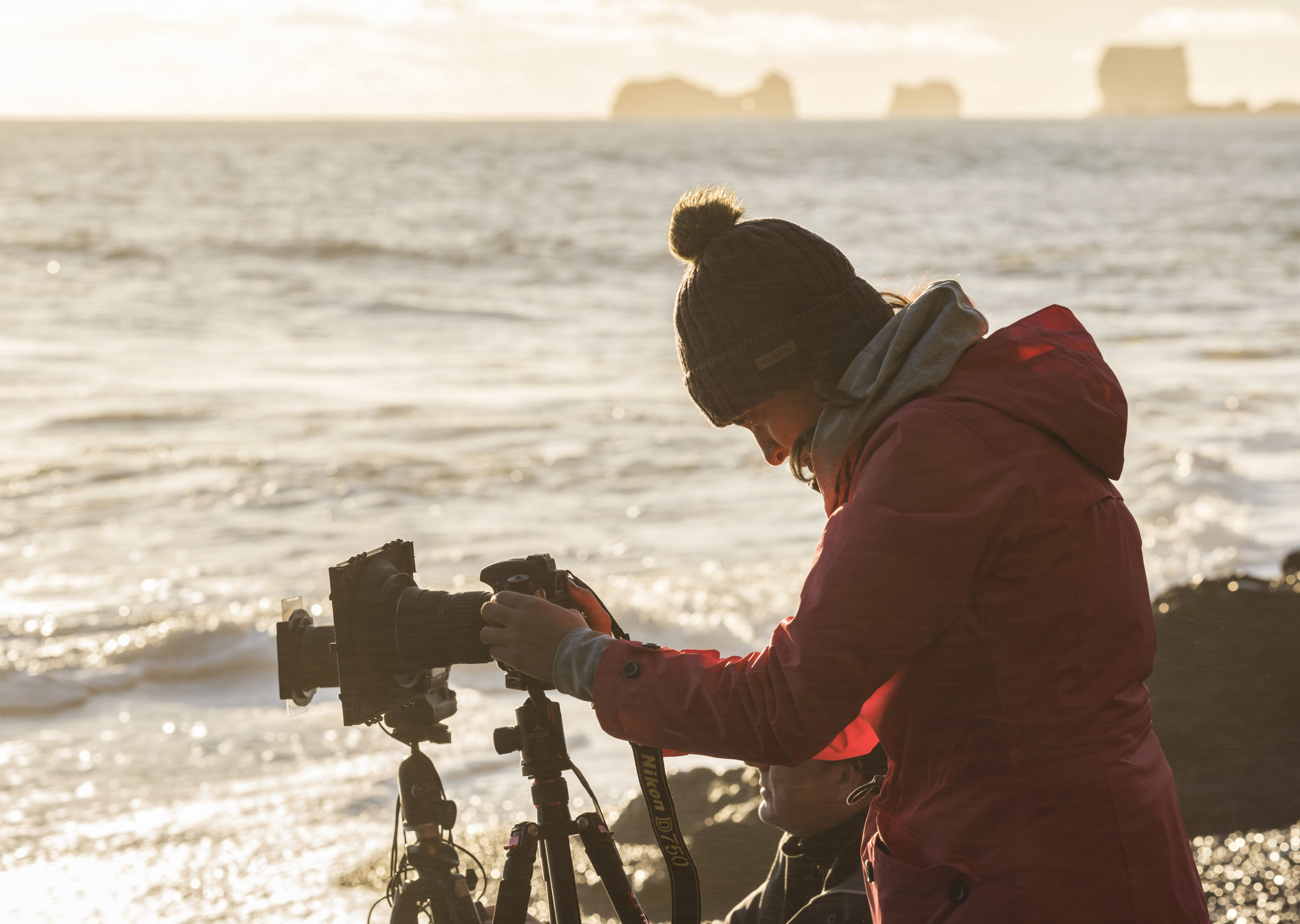What we teach during our landscape photography workshops