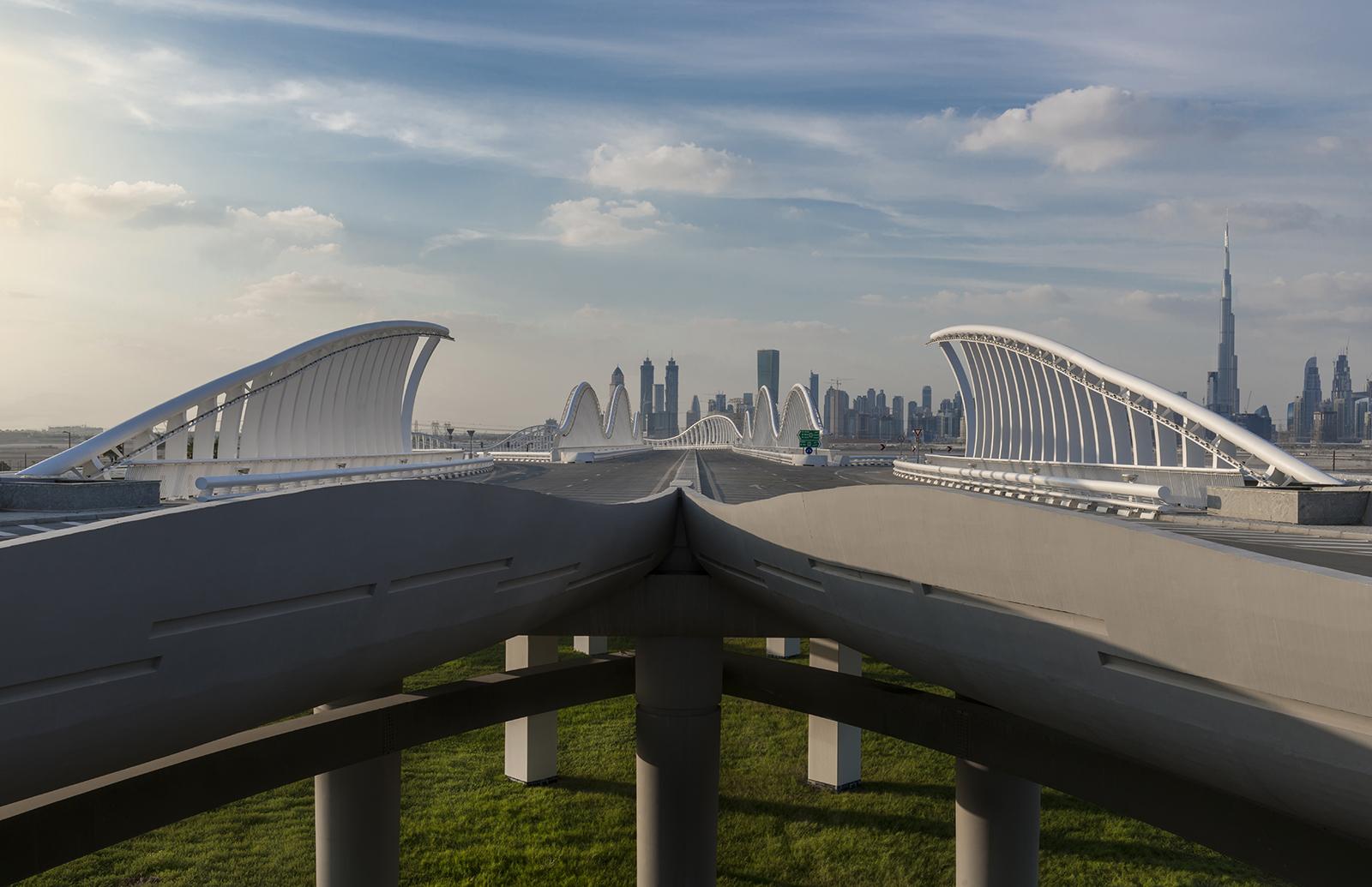 Al Meydan bridge