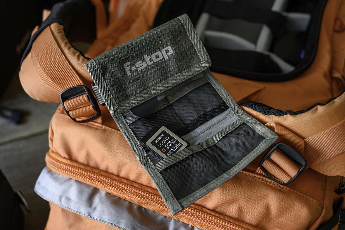 CF Wallet by F-stop Gear