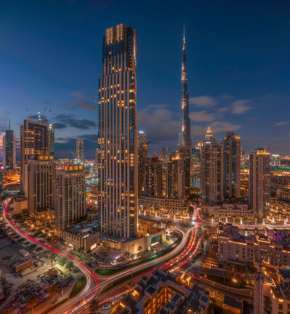 Rooftop and Cityscape Photography Workshop in Dubai