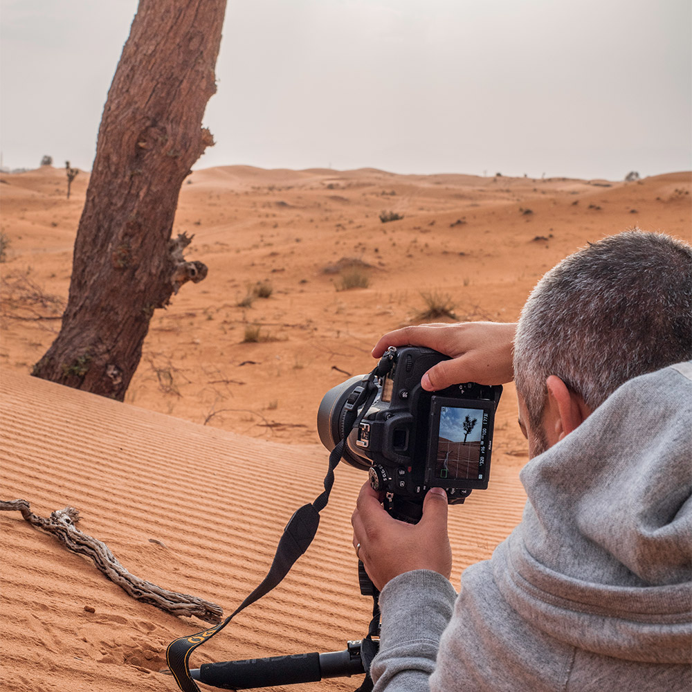 Nikon school with Dany Eid