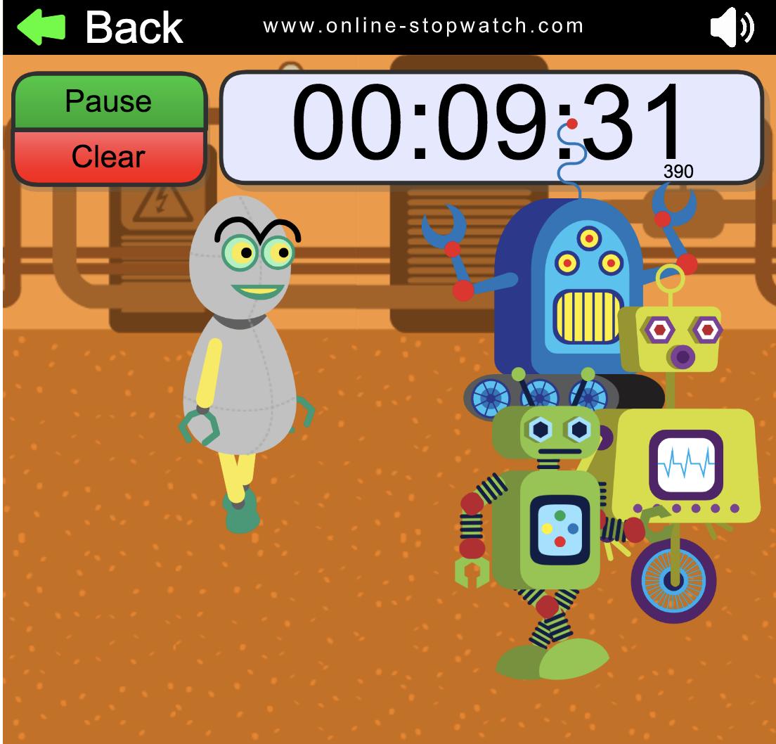Lasta voi innostaa siivoamaan leikkimielisten nopeuskisojen kautta. Ajasta siivoukseen käytetty aika ja haasta lapsi kisailuun.
