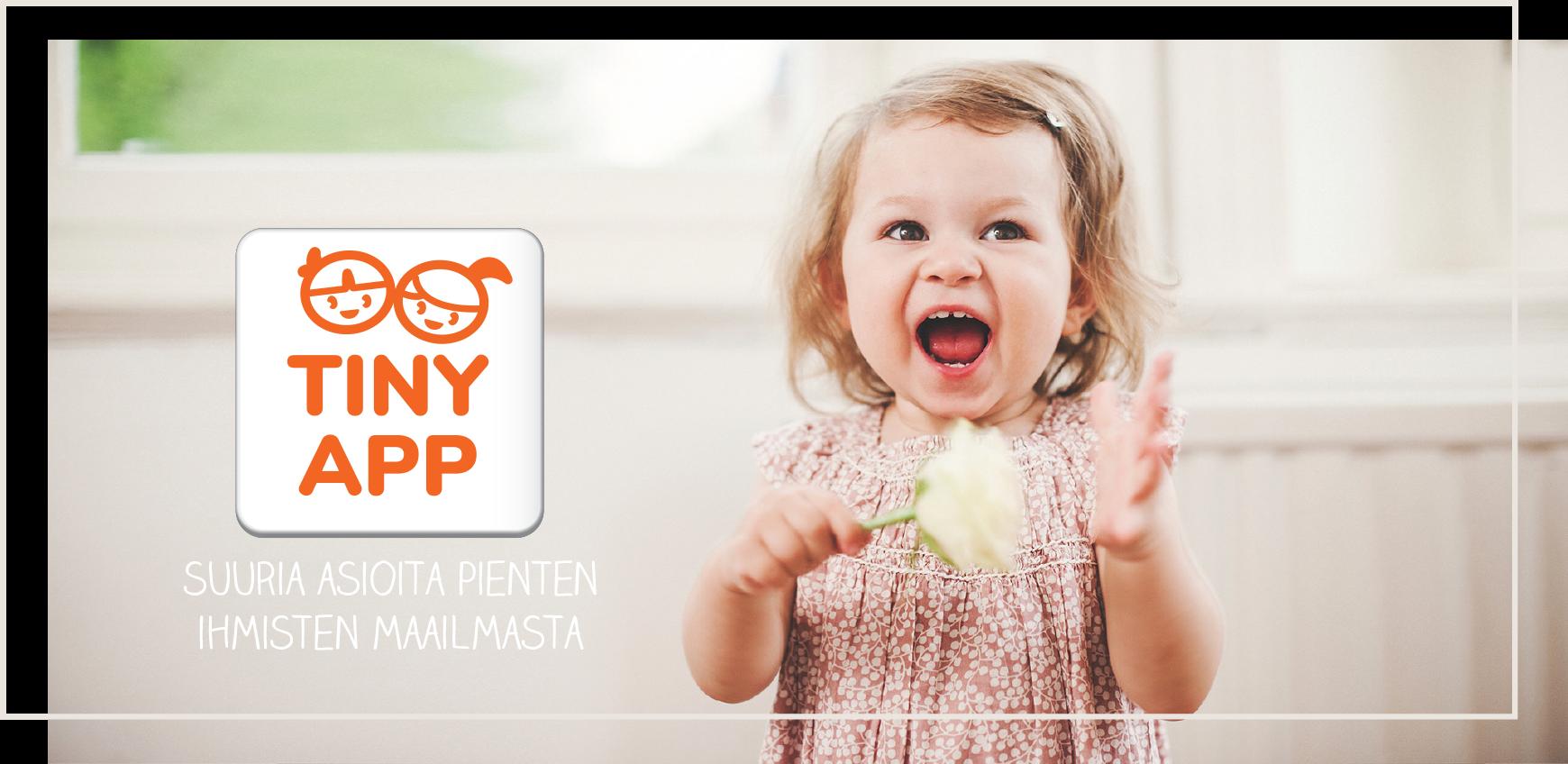 TinyApp sovellus Kamu-päiväkoti