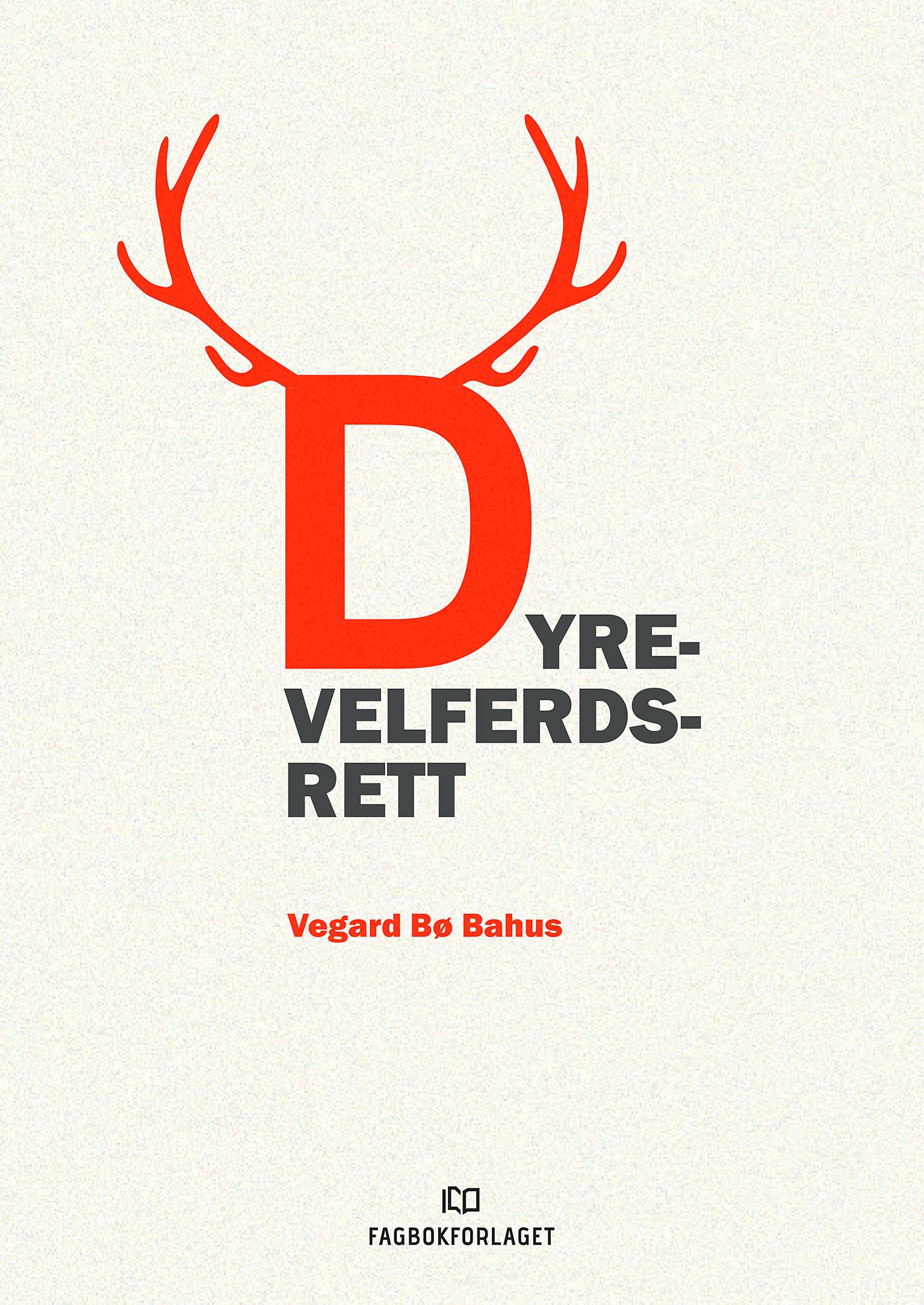 Dyrevelferdsrett   av Vegard Bø Bahus
