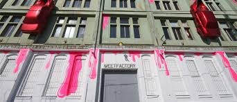 Meet Factory - you need to take a tram or a cab to get there, it's in Prague 5 and it's an experience by itself.