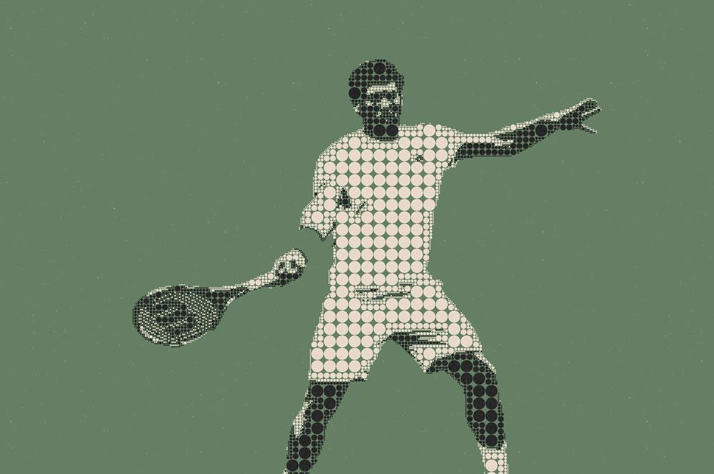 Senioren Tennis - tennisschool amsterdam