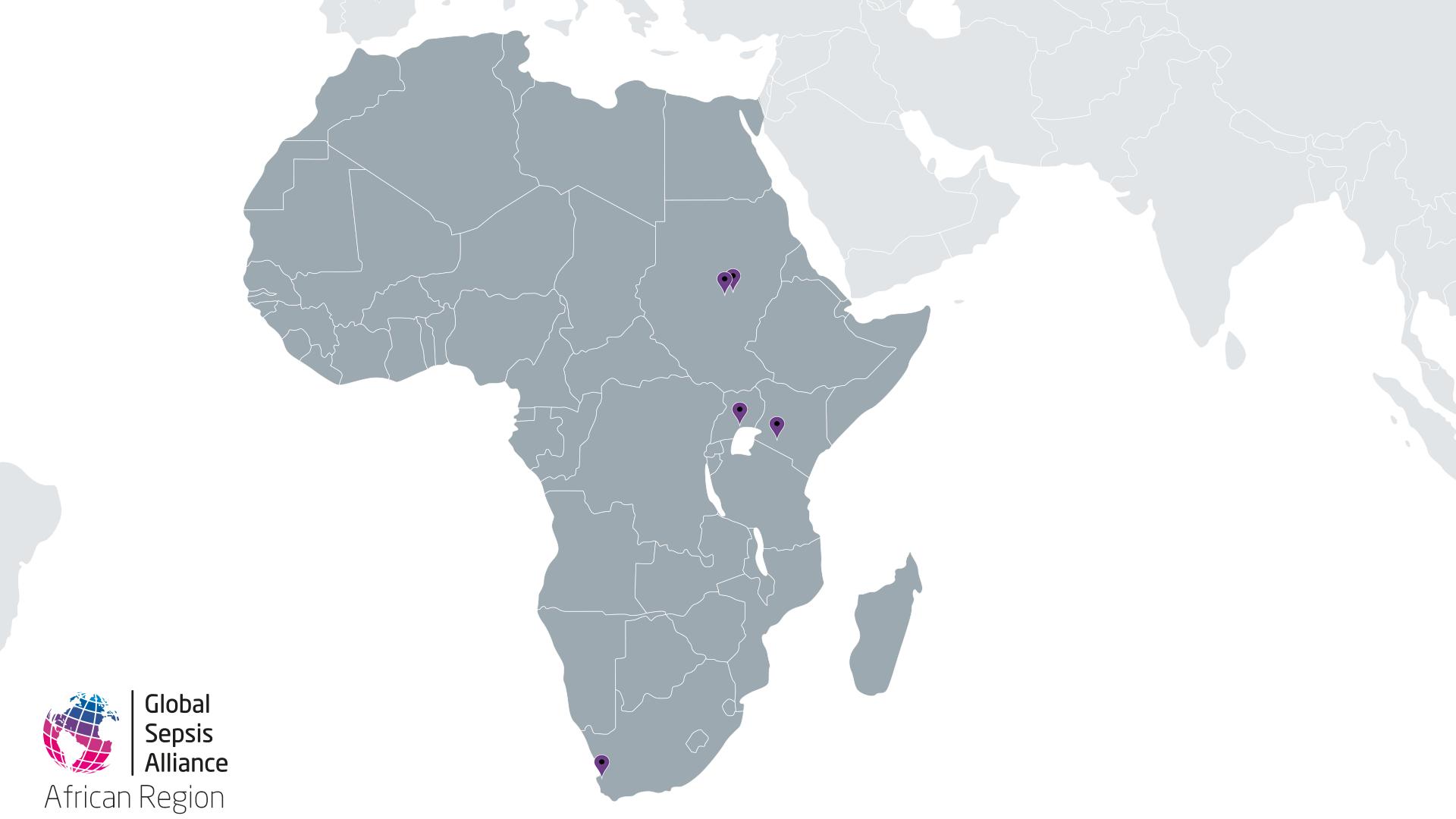 GSA Members African Region.png