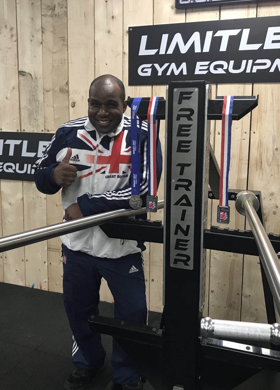 """An extremely effective piece of equipment that can hit every muscle group in your body. I recommend it everyone.""  Kevin Brown - Olympian/4 x World Champion Discuss Thrower"