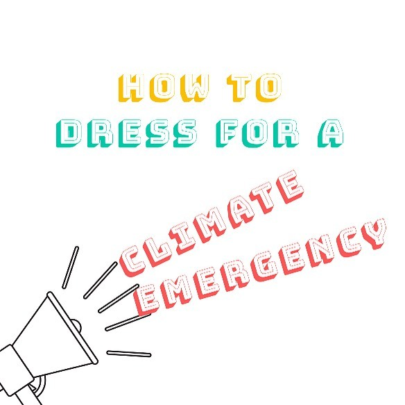 How do our clothes contribute to climate change? . . . 👚The fast fashion industry produces more greenhouse gas emissions than aviation and shipping combined. . . . ✈️ The emissions from the new clothes bought in the U.K. every month are greater than flying a plane around the work 900 times . . . 🔥 Every second, the equivalent of one garbage truck full of discarded clothing & material is sent to landfill or burned. . . . Our wardrobes are wearing out the world. 🌍  When it comes to our clothes, we can 🍃 Buy less 🍃 Choose secondhand first 🍃 Mend what's broken 🍃 Rewear the clothes we already have again, and again, and again. . . It was so inspiring to see communities all around the world matching for climate action on Friday - did you take part? What did you learn? What actions are you taking yourself? Tell us below and let's inspire each other to all do our bit 💪🏽 . . . #thegarmentstreak  #togetherstreet #climateaction #climatechange #fightfastfashion #fashionrevolution #lovedclotheslast #secondhandseptember #noshameinwearingthesame #togetherstreetchallenge #consciousconsumer #simpleliving #gogreen #sustainablefashion #sustainablefashionblogger