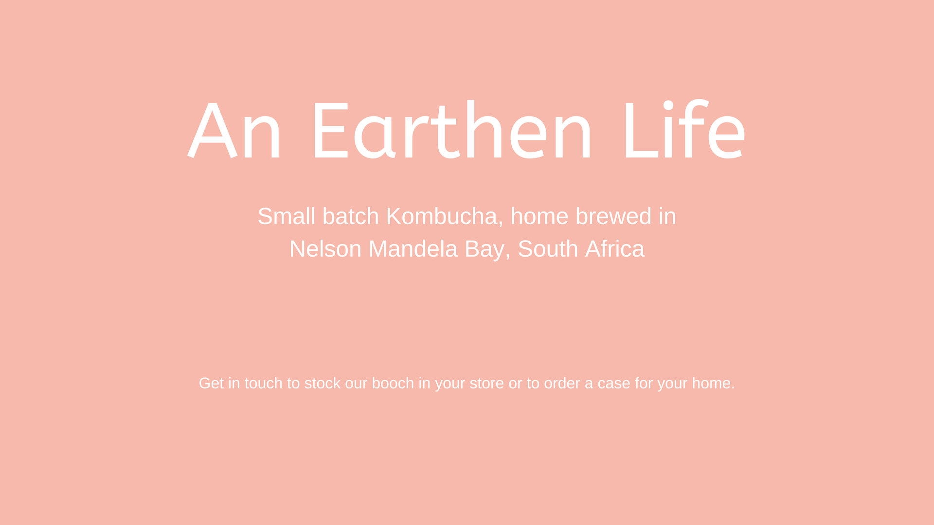 Kombucha, Port Elizabeth, south africa