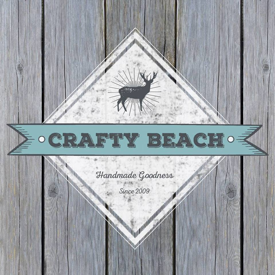 Crafty Beach Logo