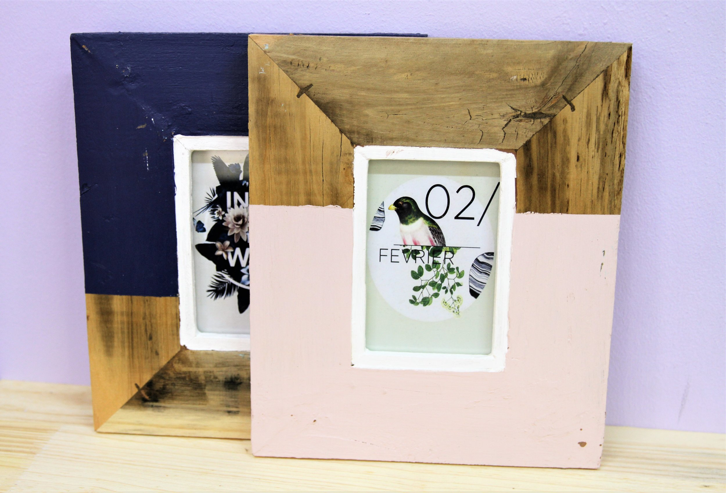 Crafty Beach Signal Frames