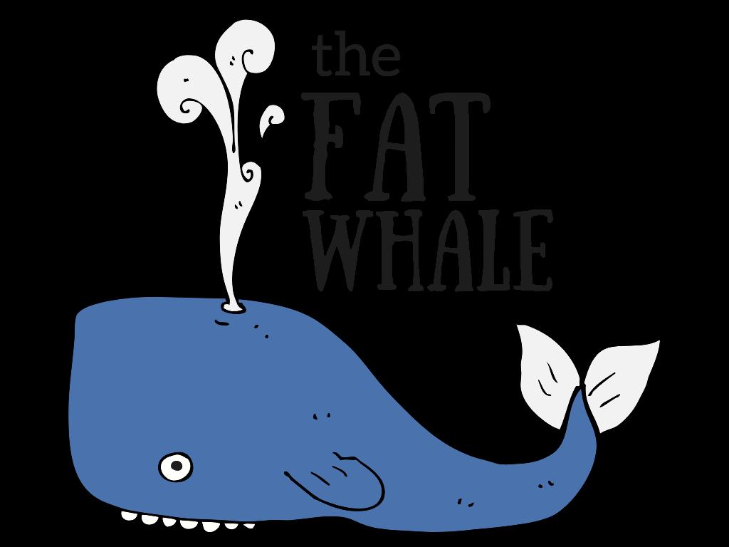 Fat Whale Logo
