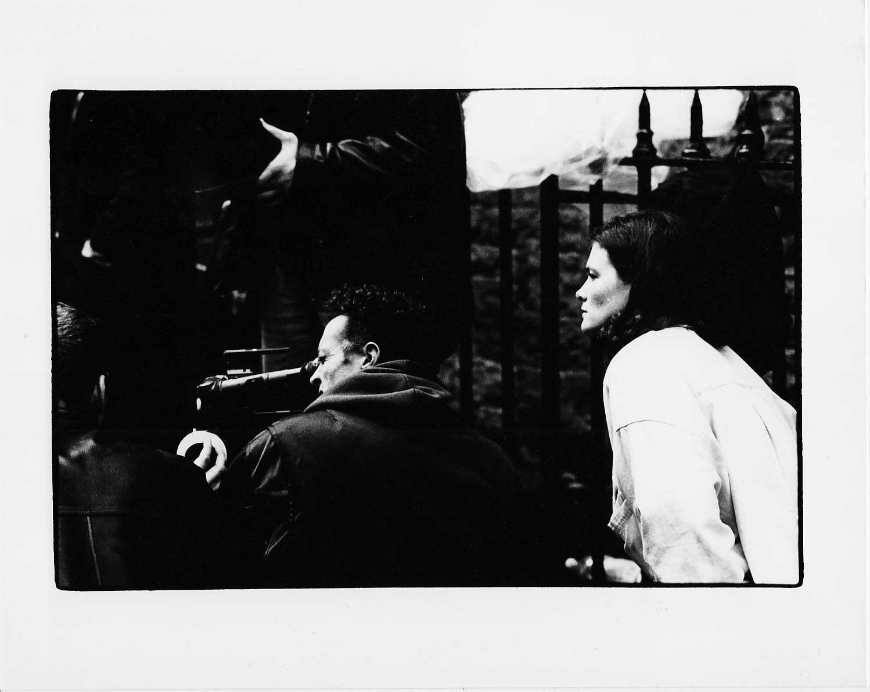 Brendan Galvin and Monica Brady in Dublin Ireland