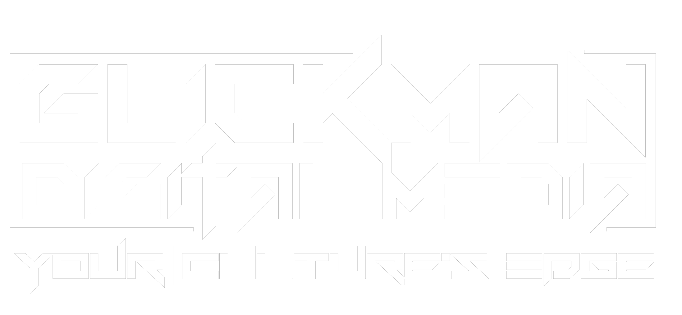 GLICKMAN DIGITAL MEDIA YOUR CULTURE'S EDGE LOGO WHITE.png