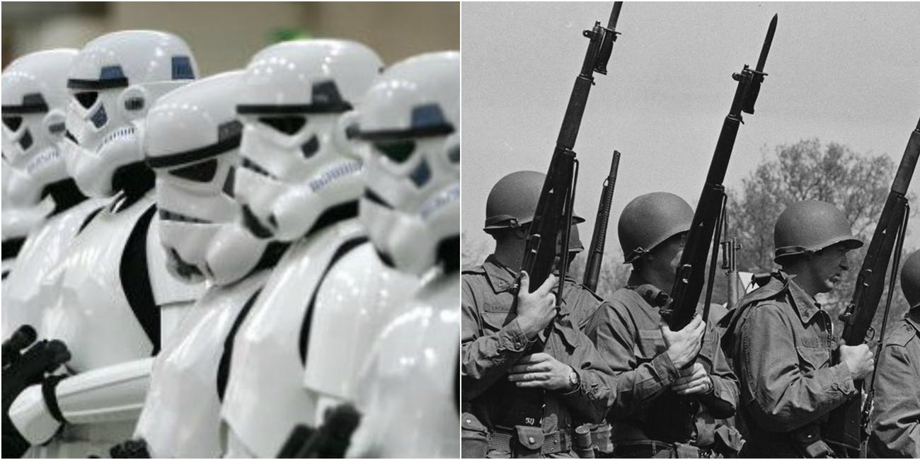 Star Wars Day Has Now Completely Overshadowed the Kent State Shootings