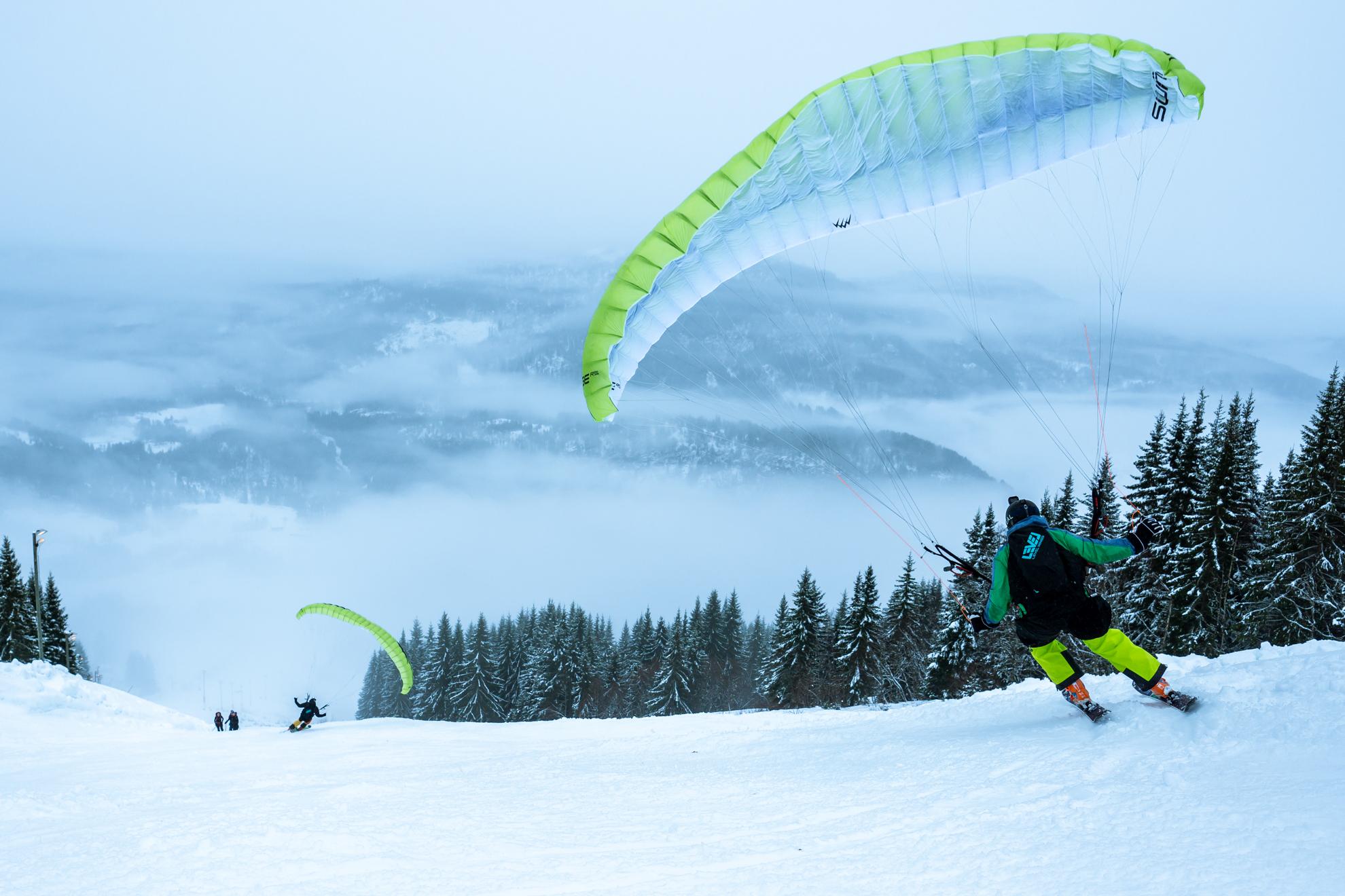 Best of-bilde torsdag - Fartsflyging, basar, bruktmarknad, konkurranser, Fjellsportkveld. m.m. Her er ei oppsummering.