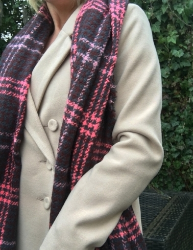 O  asis Coat  and  Oasis Scarf