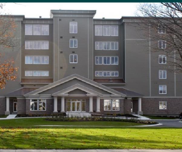 SouthView Condominiums - Kileel Developments Ltd. co-developed the 35-suite luxury condominium complex known as SouthView Condominiums, which is located on Fredericton's north side over-looking the Saint John River.