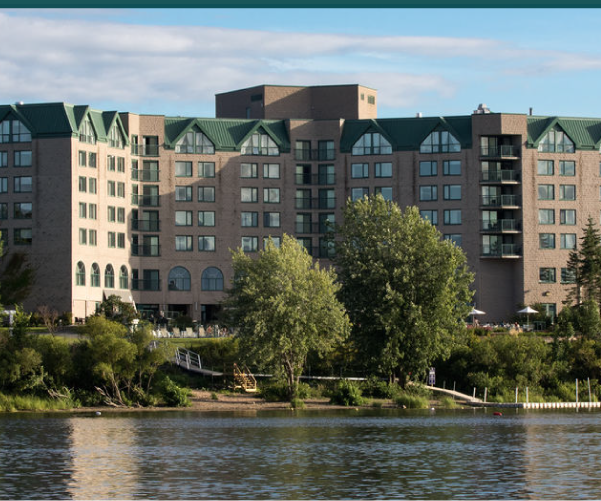 """Sheraton Fredericton Hotel - Kileel Developments Ltd. developed, owned and operated the Sheraton Fredericton, a 223-room, full service hotel.Opened in 1992, the Sheraton Fredericton Hotel was the city's largest hotel. State of the art conference facilities, gracious guestrooms and superior service combined to make it Fredericton's leading establishment for business and leisure travelers and locals alike. In 1998, the Sheraton Fredericton Hotel had the distinct honour of being named """"Hotel of the Year"""" at the ITT Sheraton National Owners and Operators Conference in New Orleans. Excelling in seven different areas, the Sheraton Fredericton challenged and surpassed 150 competing Sheraton Hotels from across North America."""
