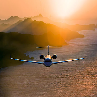 Medium Jets - 8 -10 SEATS [ 3,000 - 3,800 RANGE ]