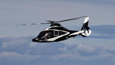 Helicopters - 4-6 SEATS [ 435 - 1300 RANGE ]