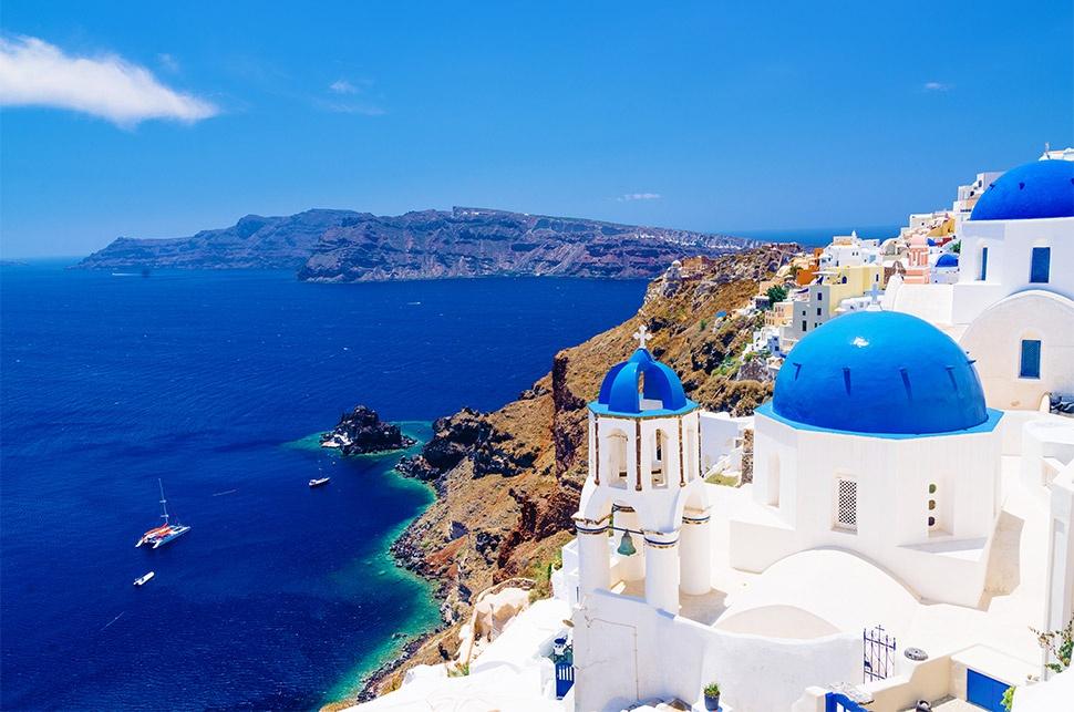 Summer Travel Greece