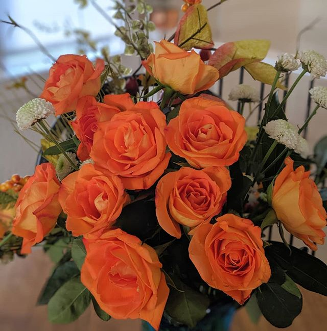 Thank you for the beautiful flowers! We are grateful for our wonderful patients.  Happy Thanksgiving from the VicDerm team. #vicderm #dermatology #thanksgiving #skincare #skinbetter