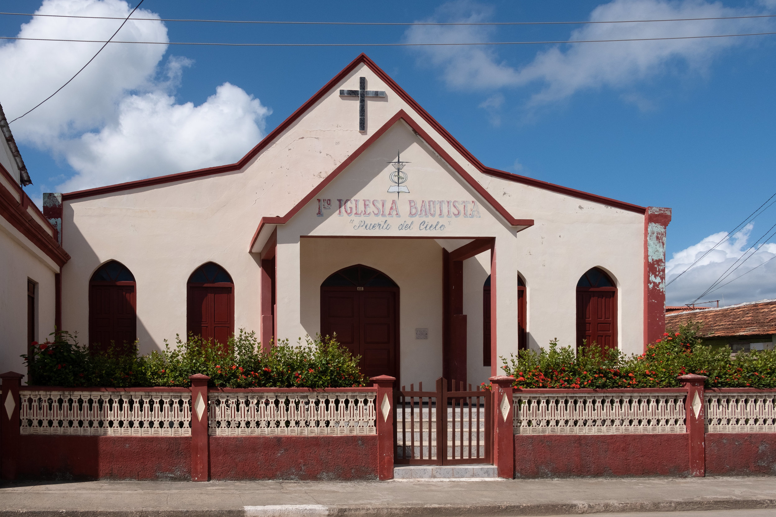 1st Baptist Church, Baracoa. Our partner for the coming year.