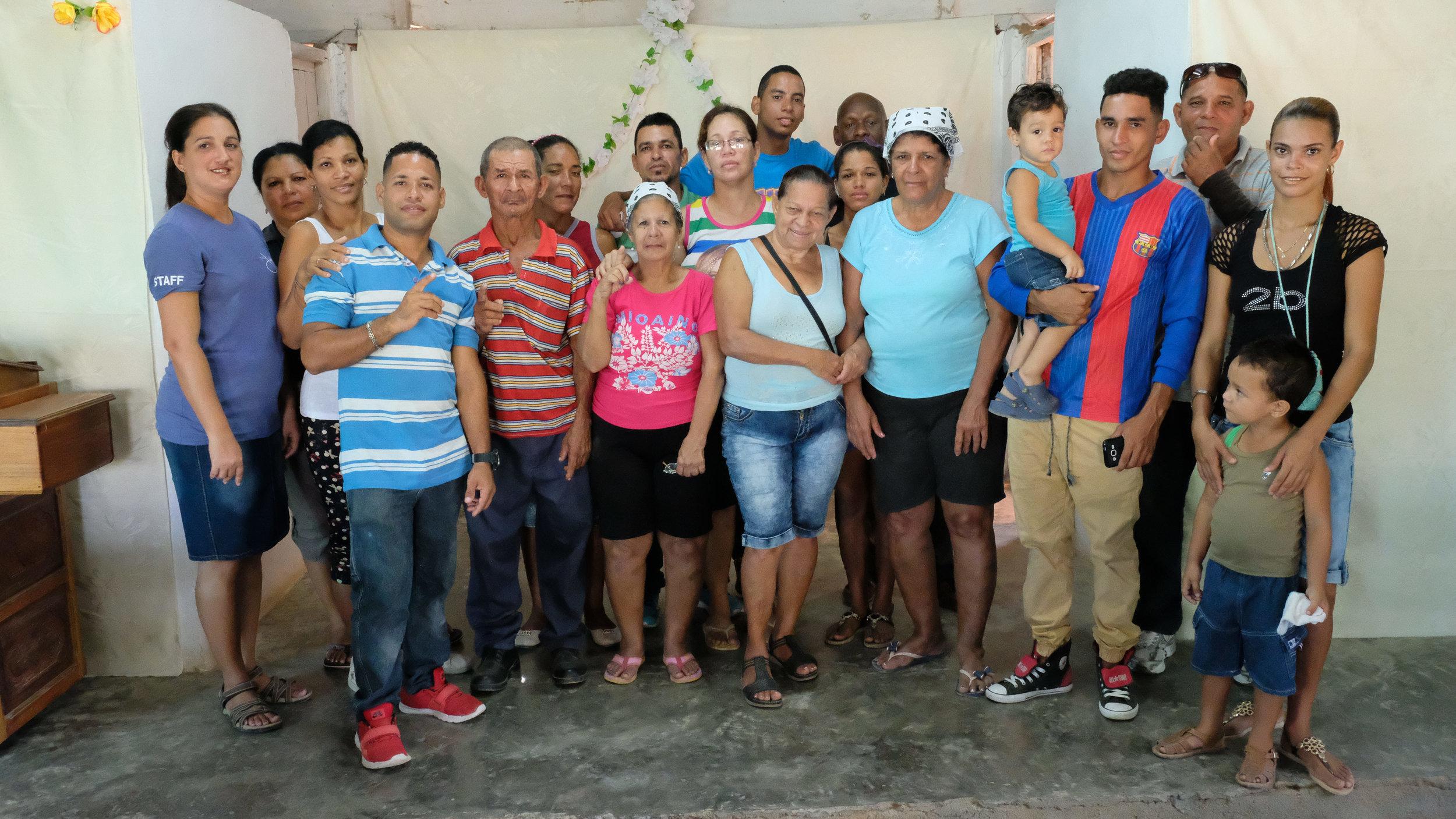 Ocujal Retreat- Guantánamo & Ocujal de Yateria Deaf Christians