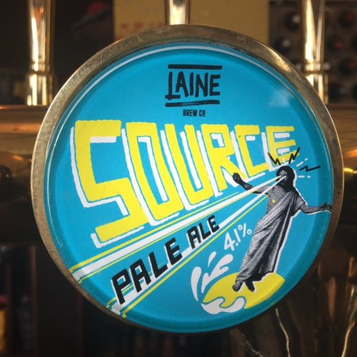 Pale Ale from the Laine Brewery. A beer for everyday that is not an everyday beer.