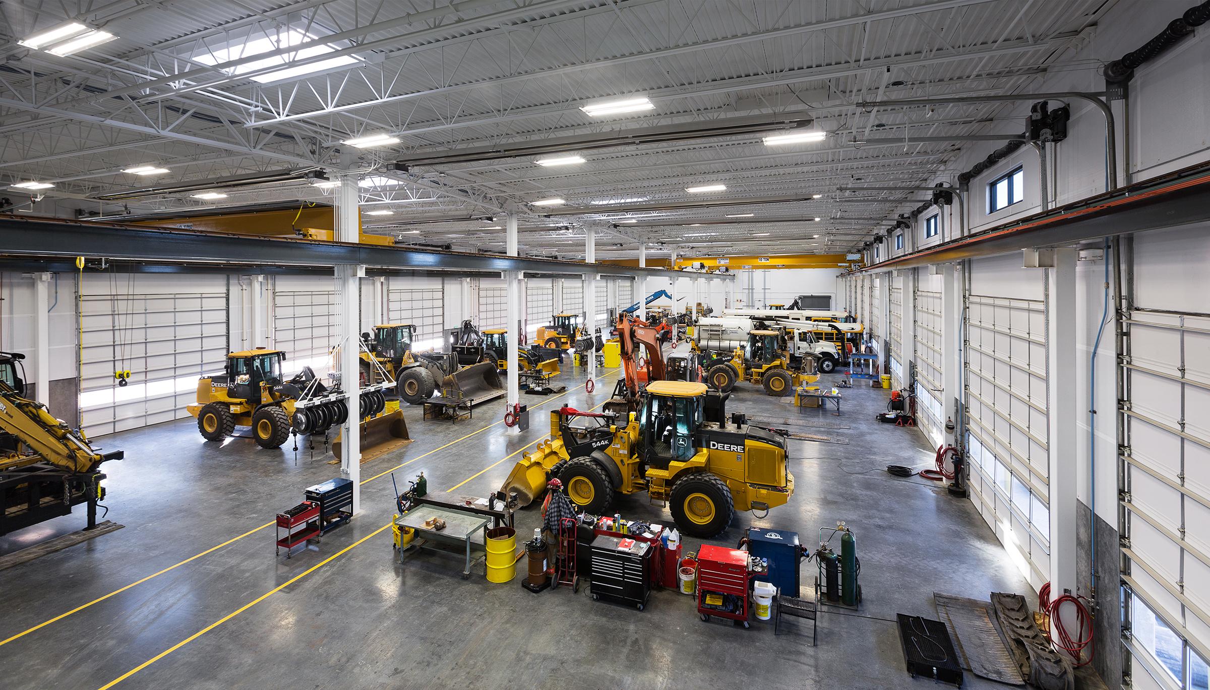 Warehouse/shop -