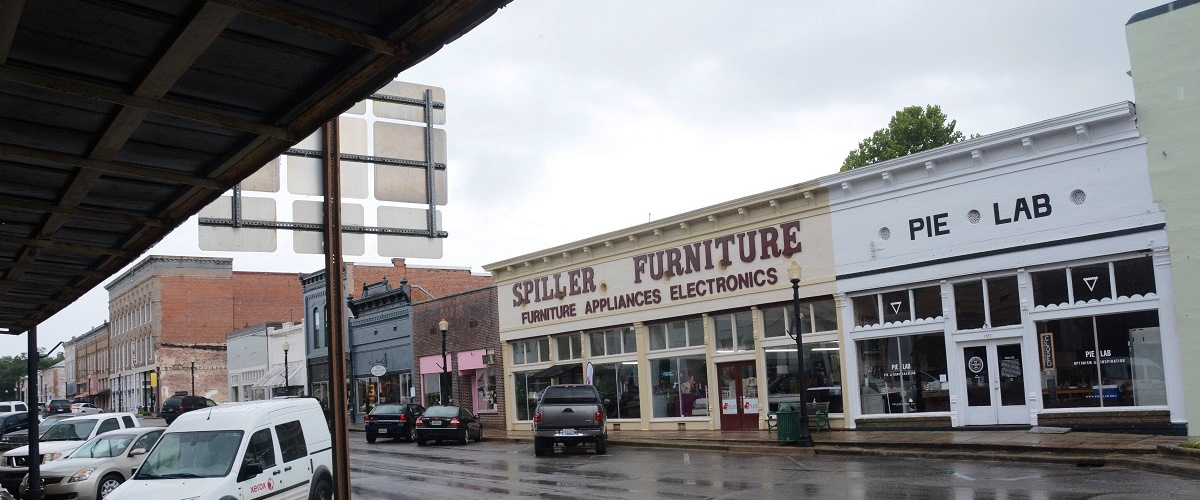 Main Street Greensboro