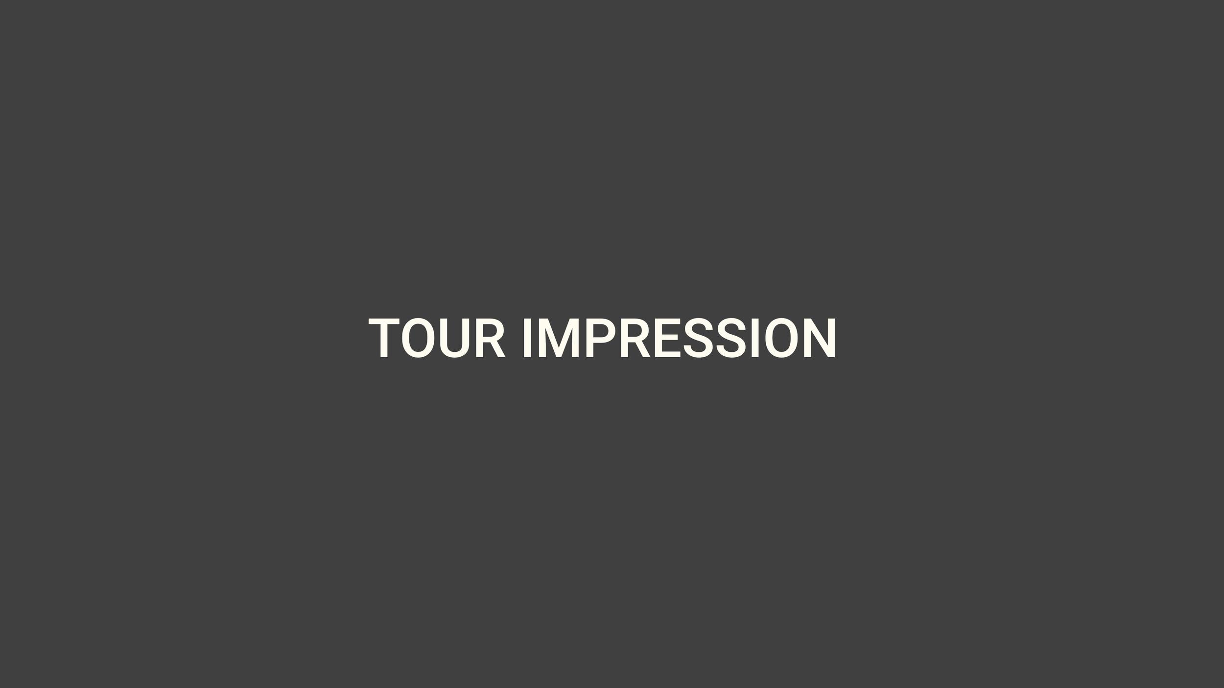 Tour Impression font 170.png