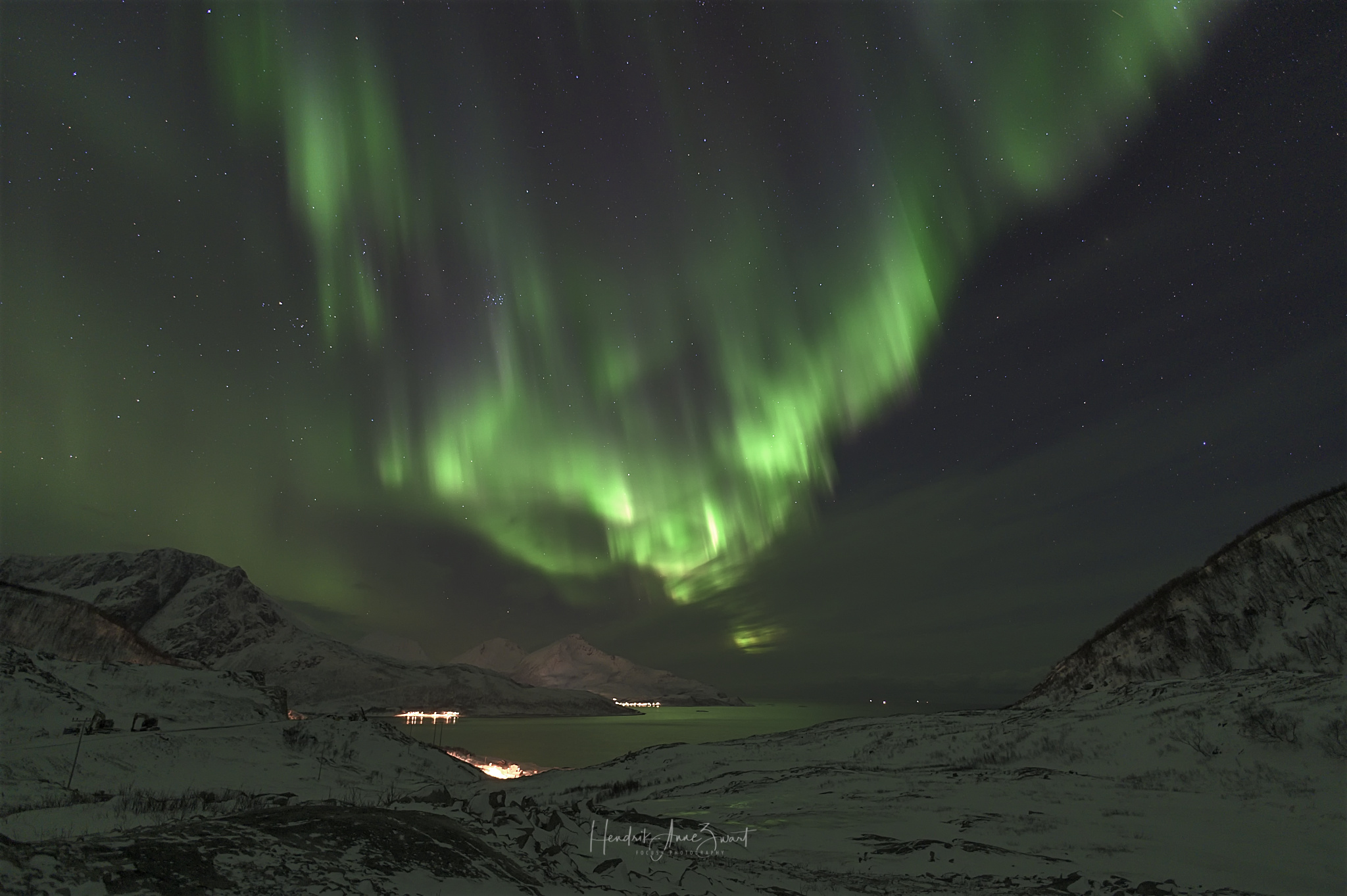 TROMSø - INTO THE POLAR NIGHT14 Dec - 21 Dec 2019