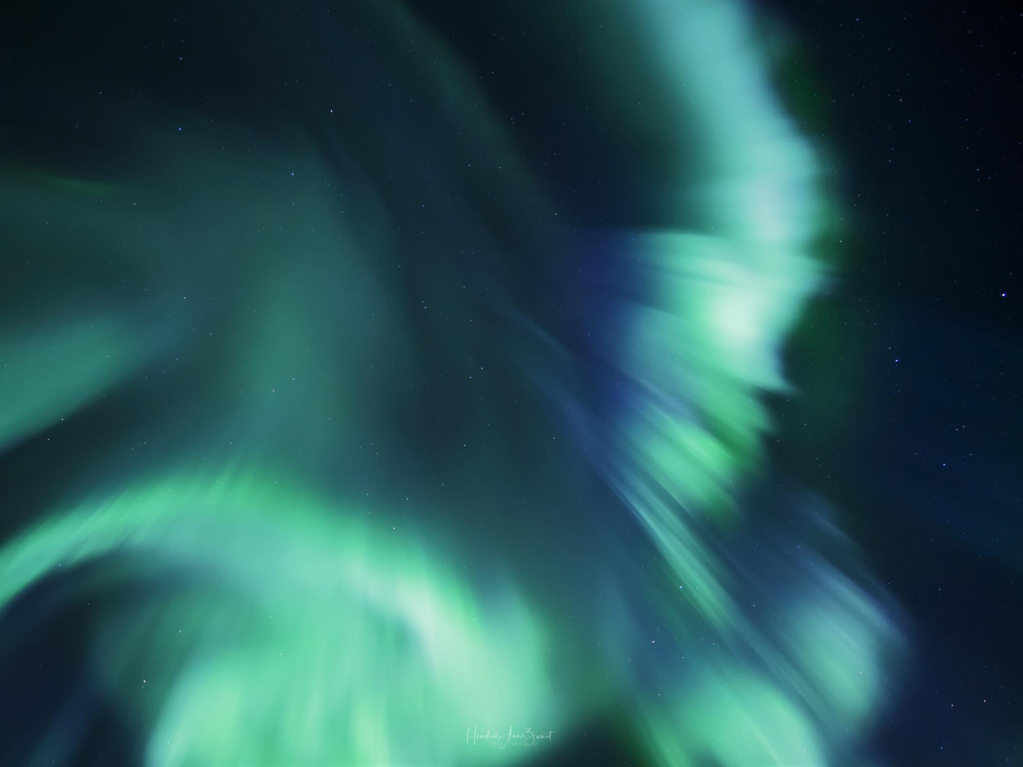 TROMSØ - into the polar night