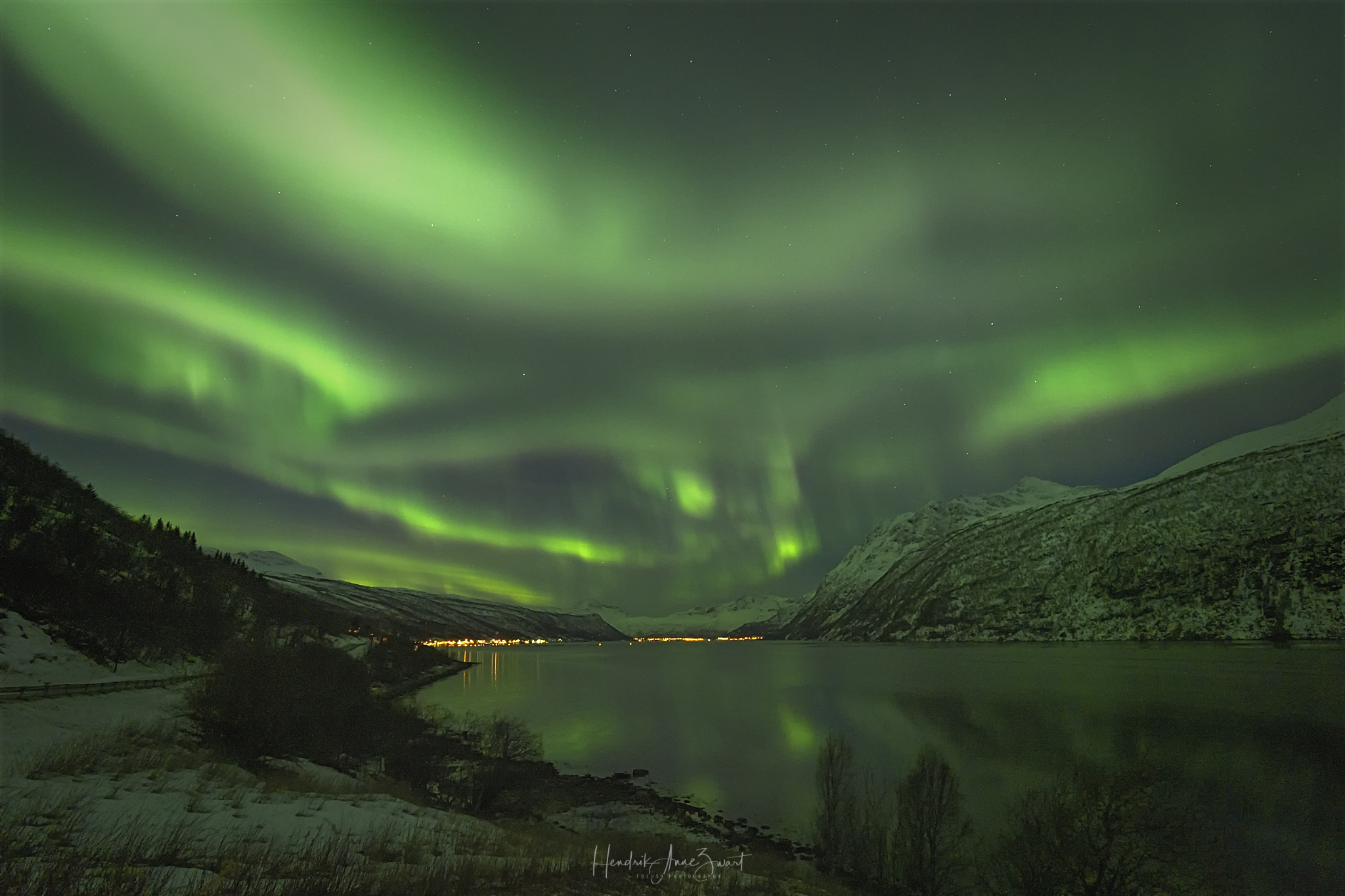 Astafjorden - lifting the polar night8 FEB - 15 FEB 2020