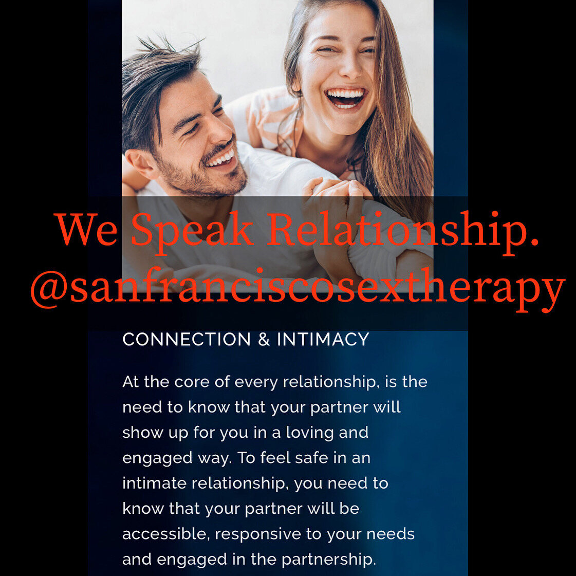 We Help Build Intimate & Loving Relationships & Cultivate Authentic Sexuality.  - Our San Francisco Bay Area and National And Global sexologists, Sex therapists and